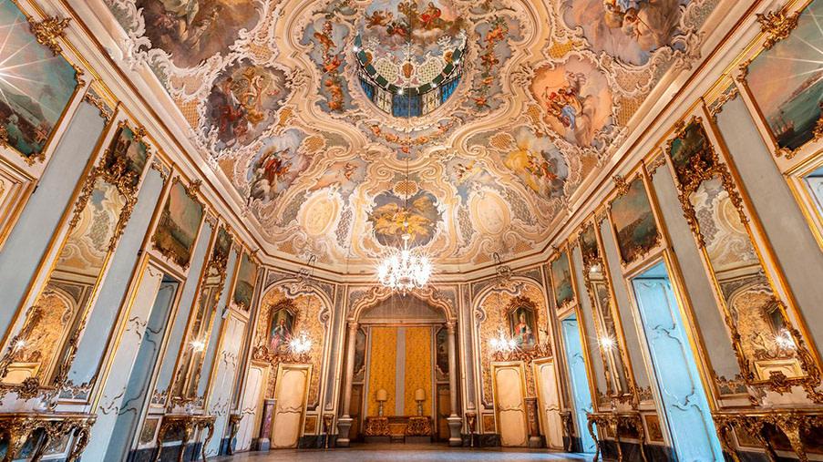 Palazzo Biscari | B&B San Placido Inn