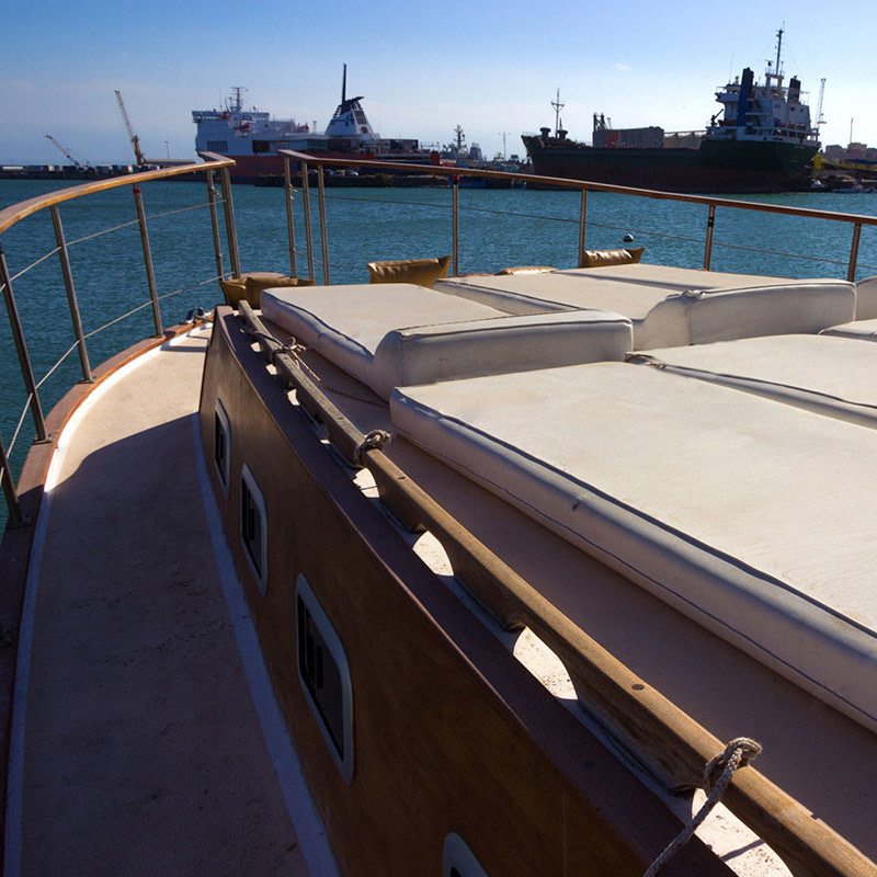"""Pasha"" Bed and Boat 