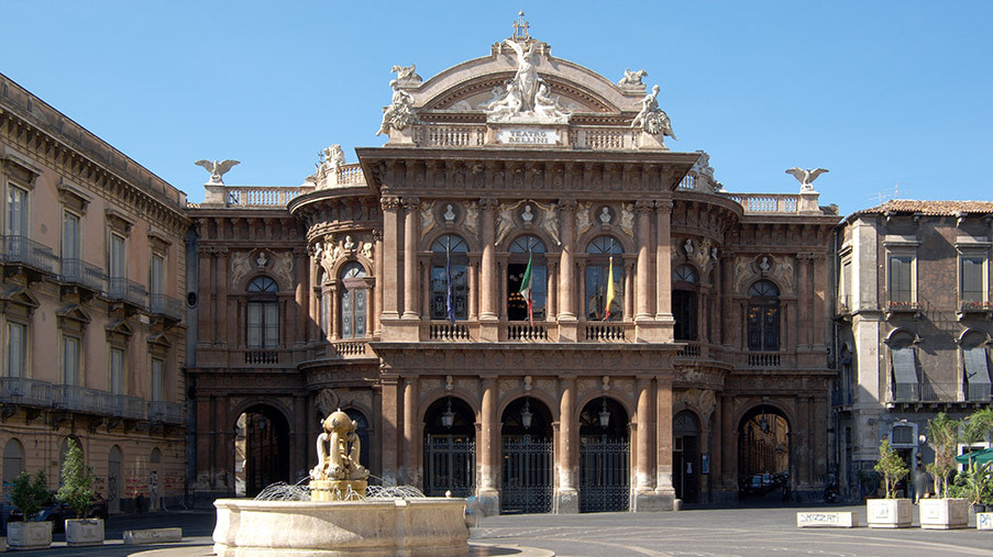 Teatro Massimo Bellini | B&B San Placido Inn